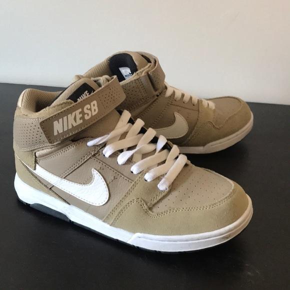Nike Shoes   Sb Skateboarding High Tops